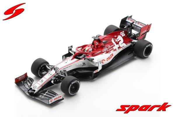 spark 18s478 Giovinazzi model