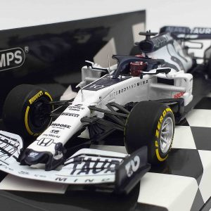 MINICHAMPS 417200010 GASLY MODEL