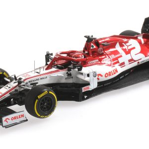MINICHAMPS 417200207 RAIKKONEN MODEL