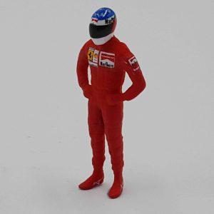 Schumacher 1996 Ferrari Figurine