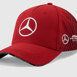 MERCEDES 2020 BURGUNDY CAP