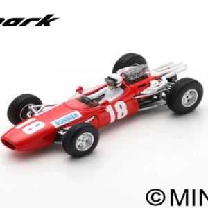 Spark S5248 Brabham Model