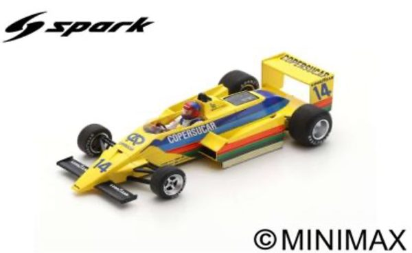 S3936 FITTIPALDI MODEL