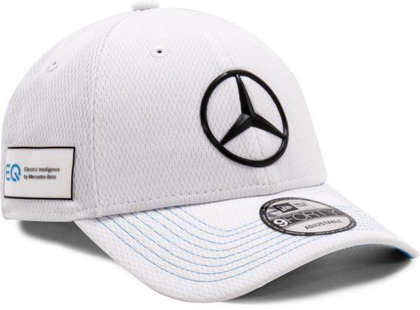 Mercedes White FormulaE Cap