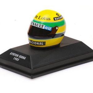 Minchamps 540388512 Senna Helmet