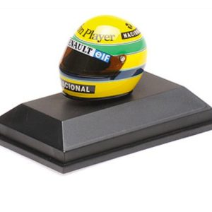 Minchamps 540388612 Senna Helmet