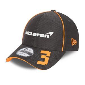 Ricciardo anthracite cap