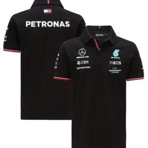 MERCEDES 2021 BLACK POLO