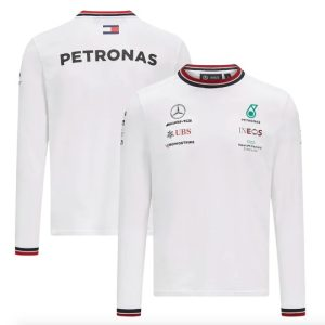 MERCEDES 2021 TEAM LONGSLEEVE