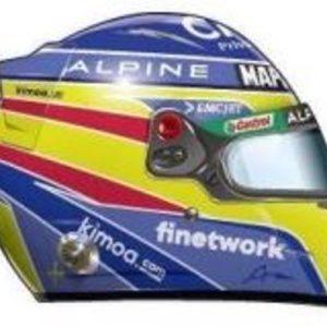 Fernando Alonso2021 Helmet