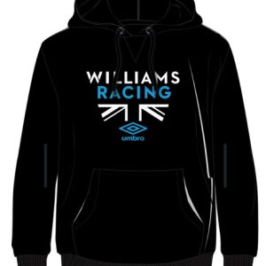 williams checker hoodie