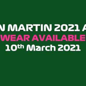 Aston Martin 2021 TEAMWEAR