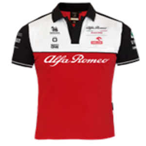 Alfa Romeo 2021 POLO SHIRT