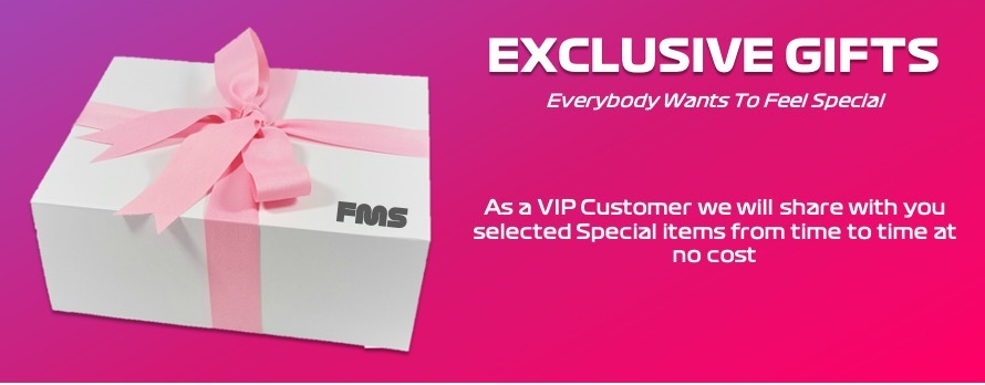 exclusive gifts banner