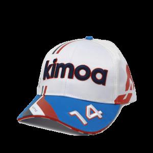 Kimoa Alonso French Cap