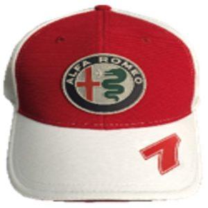 Kimi Alfa Romeo Cap