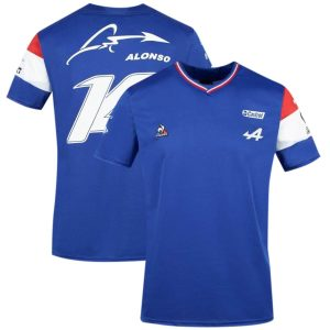Alpine Alonso T-Shirt Small