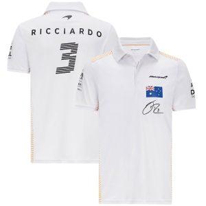 Daniel Ricciardo polo