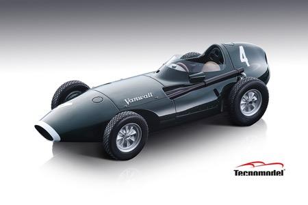TECNOMODEL TM18-165A VANWALL MODEL