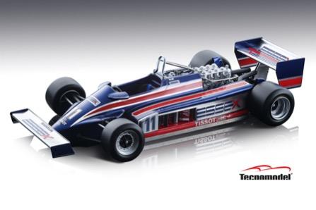 TECNOMODEL TM18-170D LOTUS MODEL